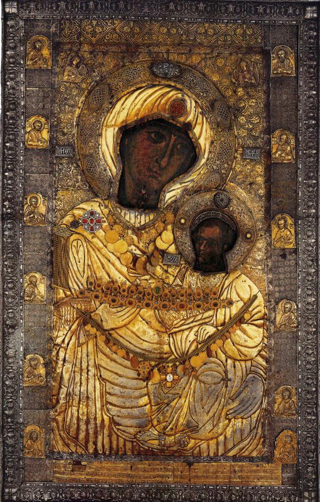 """Ікона Божої Матері """"Іверська"""""""