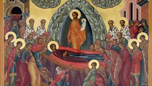 Відеопривітання владики Феодора з Успінням Пресвятої Богородиці (+ВІДЕО)