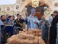 Керуючий єпархією очолив престольне свято в честь ікони Божої Матері «Спорителька хлібів» (+ВІДЕО, АУДІО)