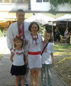 сім'я Орел м. Ужгород