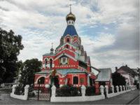 Храми єпархії запрошують на святкові богослужіння з нагоди Покрови Пресвятої Богородиці