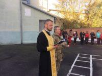 В Мукачівському об'єднаному військовому комісаріаті відбулася відправка призовників на строкову службу