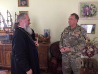 МУКАЧЕВО. Зустріч із керівником організації допомоги  воїнам АТО
