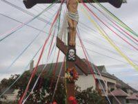 СТРАБИЧОВО. На Мукачівщині освячено новий Поклонний Хрест