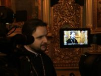 Співочий візит отця Олександра Клименка до Мукачівської єпархії у висвітленні місцевих ЗМІ (+ВІДЕО)